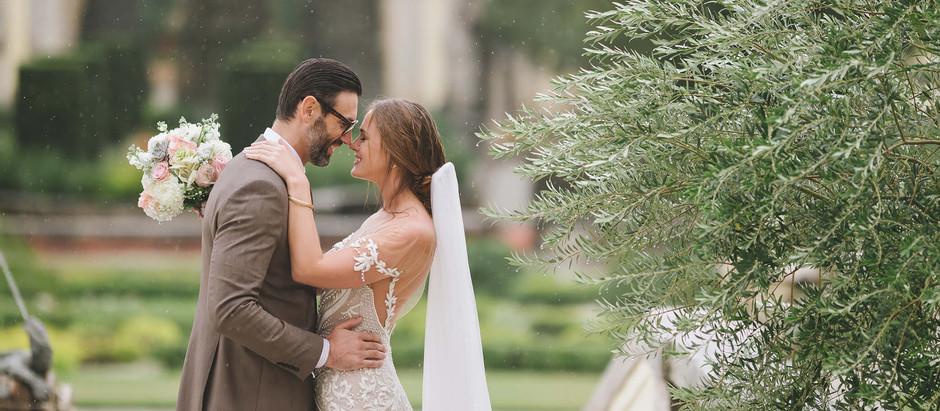 Miami winter wedding