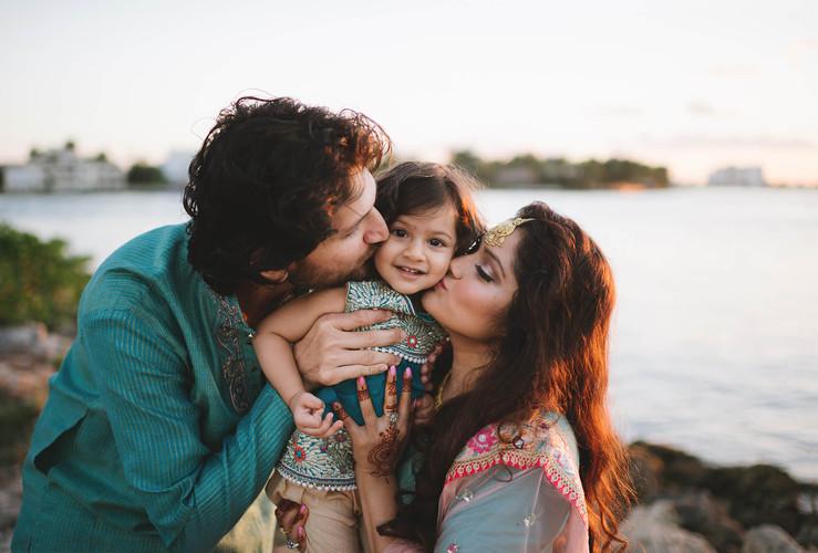 indian family photos