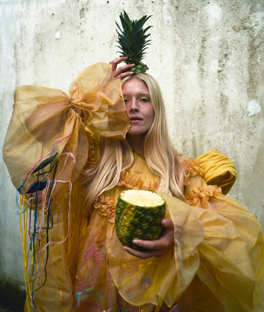 Rosie Pineapple Outfit by Sasha Avgherin