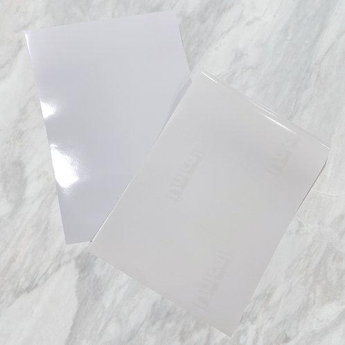 Vinilo Sublimable Base Transparente
