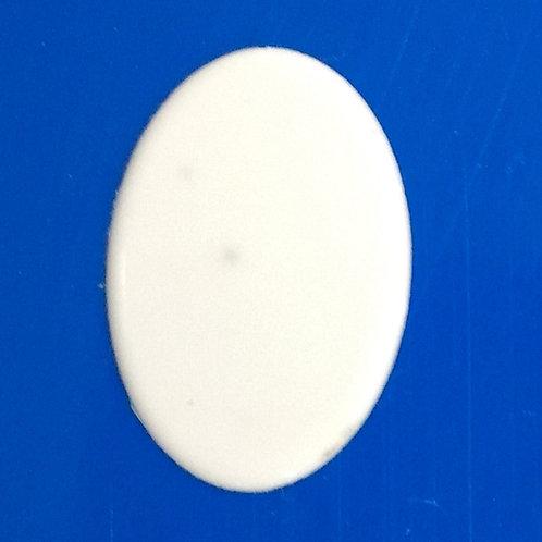 Oval Plástico Sublimable