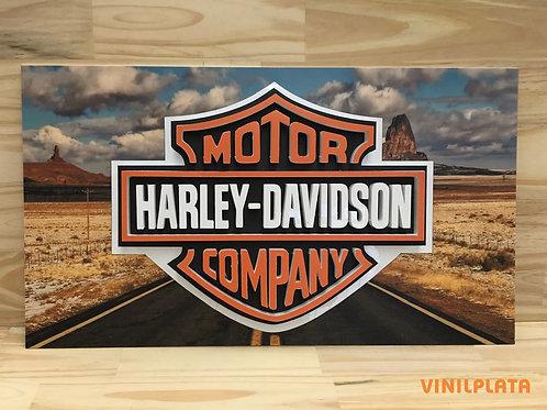 Cartel Harley Davidson