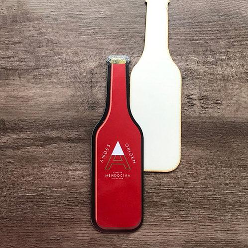 Botella de Fibrofácil Sublimable