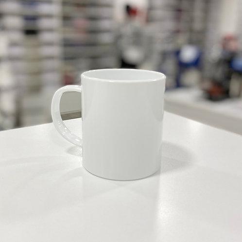 Taza blanca Polymer®