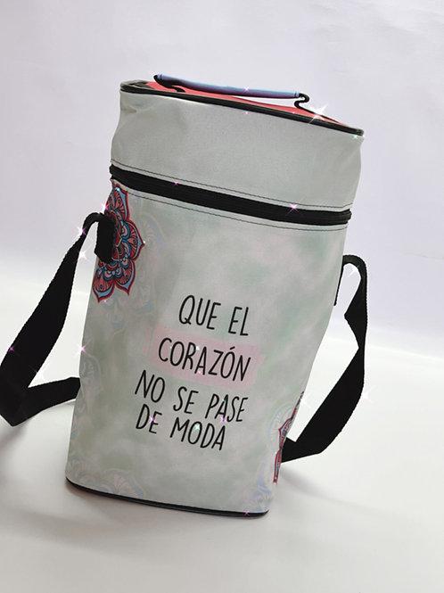 Bolso Matero Que el Corazon...