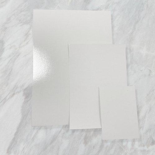 Placa de Cartón Sublimable