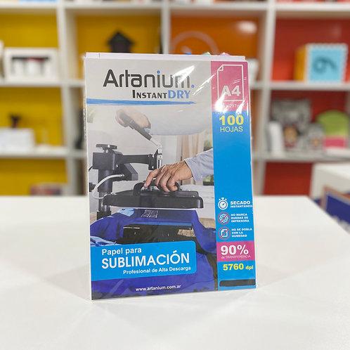 Resma ARTANIUM Instant Dry para sublimación