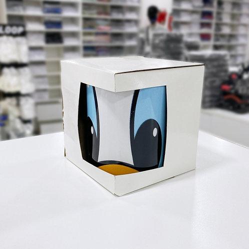 Caja para tazas c/ ventana sublimable