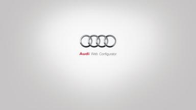 Audi Web Configurator