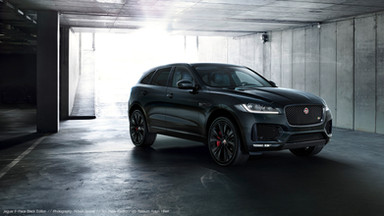 Jaguar Black Edition