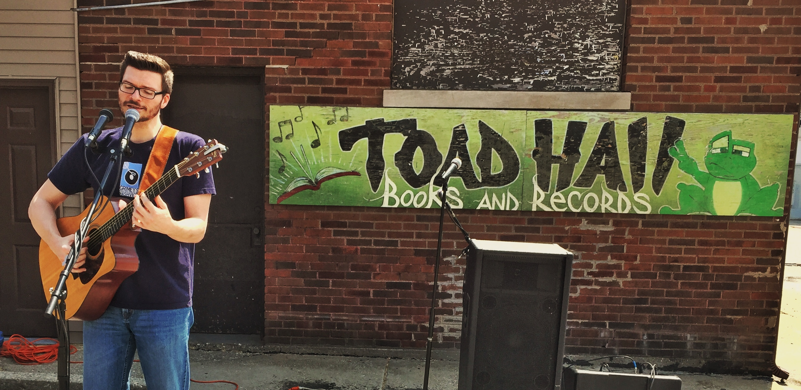 Toad Hall: RSD April 2015