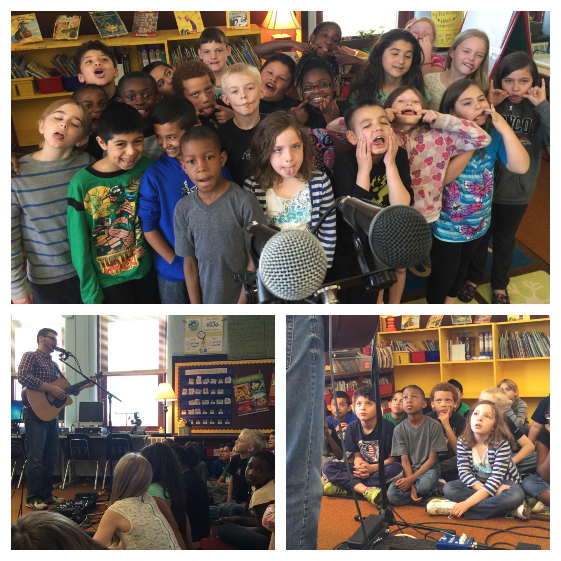 Nelson Elementary: April 2015