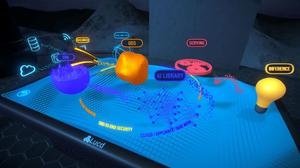 Lucd AI 3D UI Platform