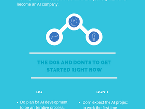 Dos and Don'ts to get Started with AI
