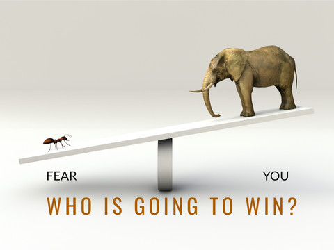 Fear is Not your Enemy