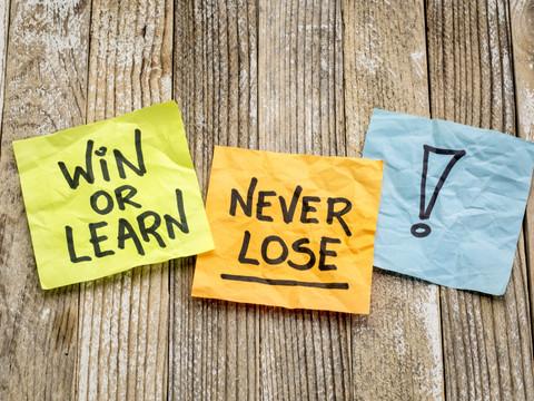 Poraz ili Učenje je Izbor