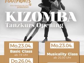 Kizomba Tanzkurs Opening 2018