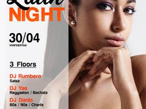 XXL Latin Night 30.04.18