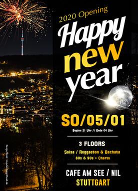 Salsa Opening 2020
