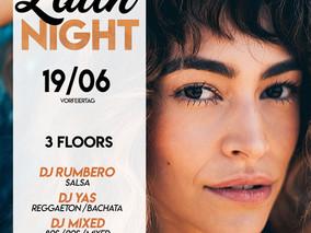 XXL Latin Night 19.06.19