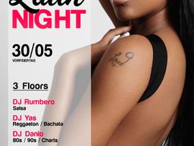 XXL Latin Night 30.05.18