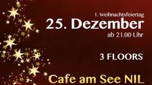Xmas Salsa Party 25.12.