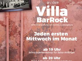 Salsa in der Villa BarRock