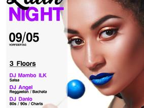 XXL Latin Night 09.05.18