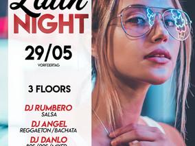 XXL Latin Night 29.05.19