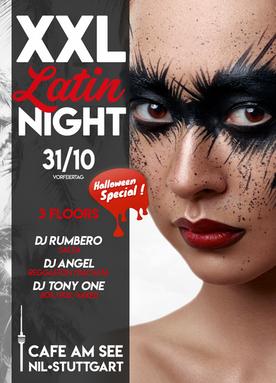 XXL Latin Night 31.10.19