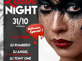 XXL Latin Night 31.10.19