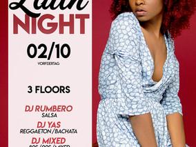XXL Latin Night 02.10.19