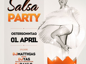 Ostersalsa Party 01.04.18