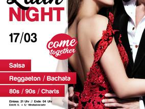 XXL Latin Night 17.03.18