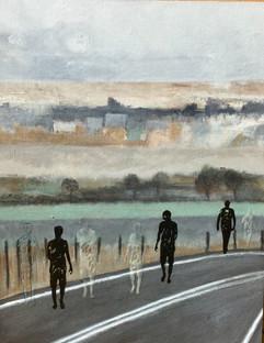 Oeuvre de l'artiste Peintre Hélène Lessard