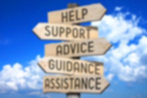 Signpost - customer support concept (help, support, advice, guidance, assistance).jpg