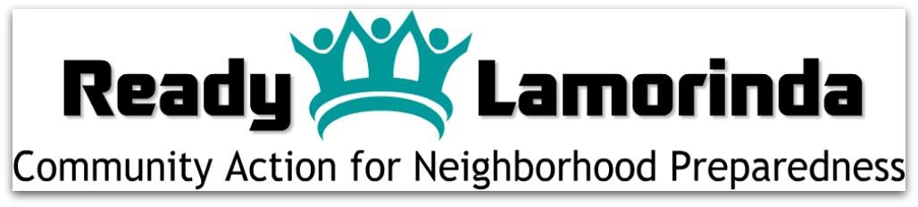 Ready Lamorinda Logo