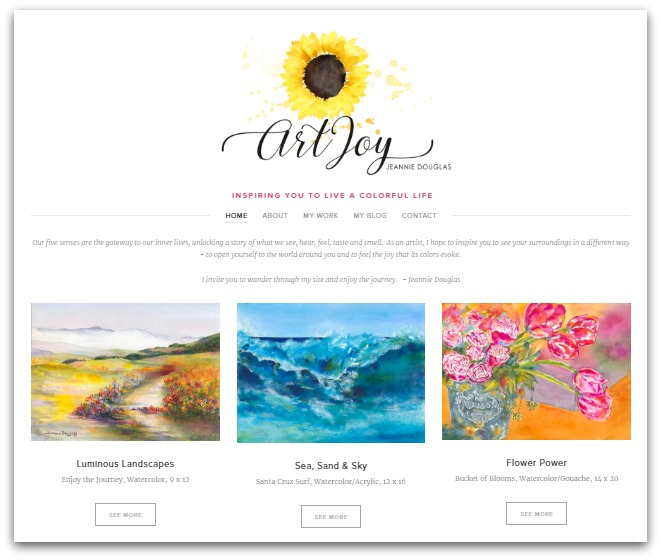ArtJoy Website
