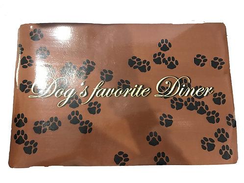 Doggy Dinner mat