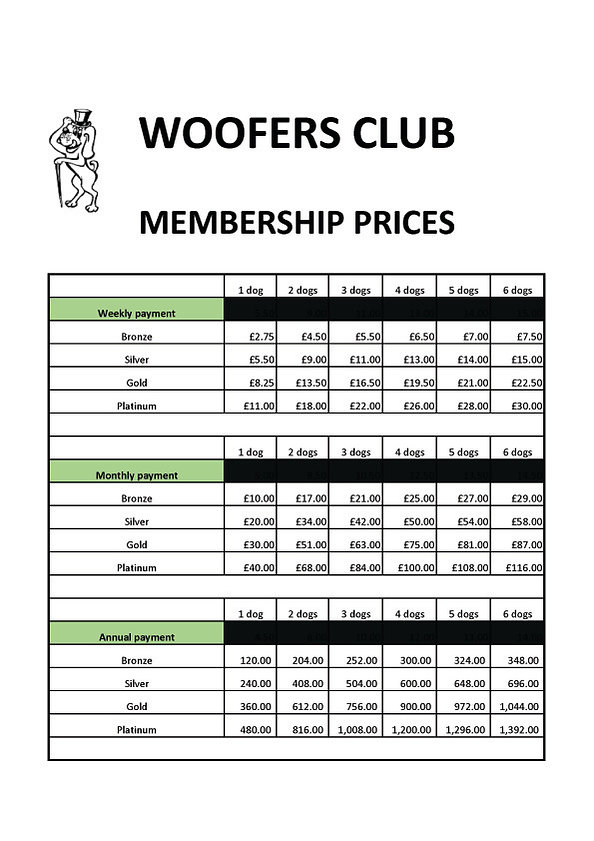 Woofers Membership Prices.jpg