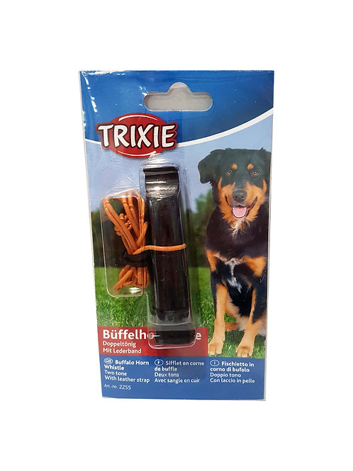 Trixie Two Tone Black Whistle
