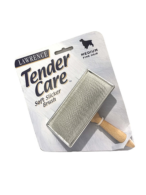 Tender Care Soft Slicker Brush Medium