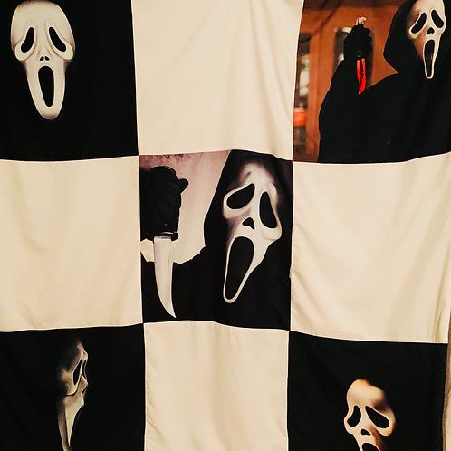 Scream Throw Blanket