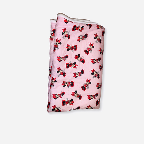 Baby/Toddler Minnie Mouse Blanket Set