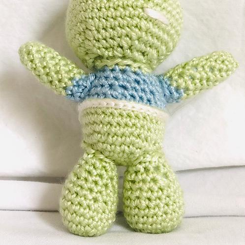 Little man crochet