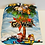 Thumbnail: Rugrats Toddler Grey Throw Blanket