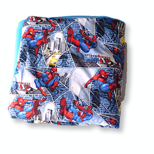 Toddler Spider Man Blanket