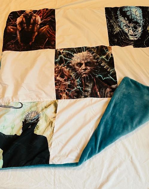 Hellraiser Throw Blanket