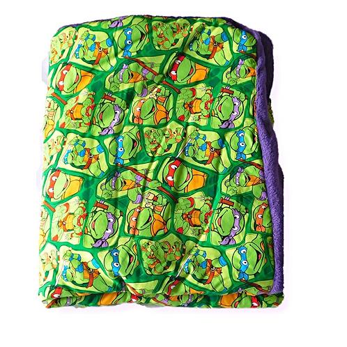 Baby /  Toddler TMNT Blanket