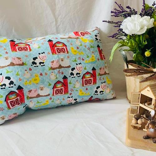 Farmhouse Toddler Pillow